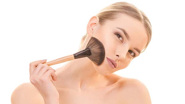 How To Use Fan Brush #makeup #beauty #trendypins